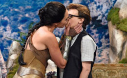 Gal Gadot and Kate McKinnon's sizzling chemistry in 'SNL' Wonder Woman sketch
