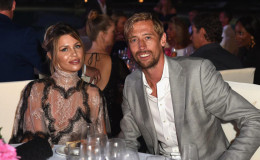 Super Model Abbey Clancy is expecting Third Child! Husband Peter Crouch wants a Boy