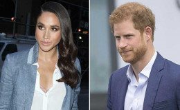 Meghan Markle not Pregnant; Prince Harry is not going to welcome a Child with his Girlfriend