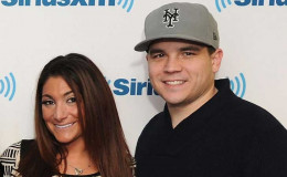 They are now Husband and Wife; Jersey Shore actress Deena Cortese Married her Boyfriend Christopher Buckner