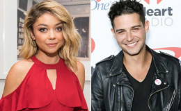 New Couple; Sarah Hyland and Bachelorette Alum Wells Adams are Hanging out
