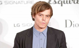 Revealed: Stranger Things star Charlie Heaton is a father to a child with former Girlfriend Akiko Matsuura