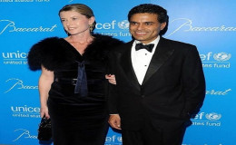 Journalist Fareed Zakaria is Married to Paula Throckmorton; Know the Couple's Relationship