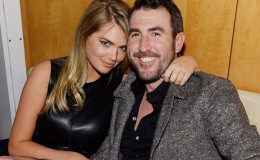Just Married; Supermodel Kate Upton Married her fianc� Justine Vallender