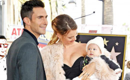 It's a Girl! Adam Levine is expecting Baby Daughter with wife Behati Prinsloo