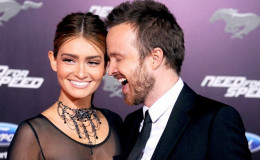 Lauren Paul and Husband Aaron Paul Reveal Sex of their First Child