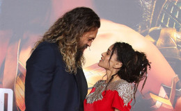 Newlyweds Jason Momoa and Lisa Bonet Made Their First Public Appearance After The Wedding; Details here!!!!