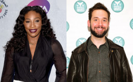 Just Married! Tennis star Serena Williams tied the knot with Boyfriend Alexis Ohanian