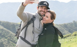 Jennie Garth And Husband Dave Abrams ��On A Break��, Working In Their Marriage