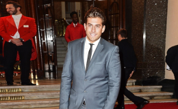 James Argent is enjoying a good Relationship with his Girlfriend; Their Relationship may turn to Marriage
