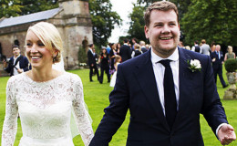 It's A Baby Girl: James Corden And Wife Julia Carey Welcome Third Child Together