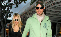 Enrique Iglesias and girlfriend Anna Kournikova Welcomed Twins Together Staying UnderCover!
