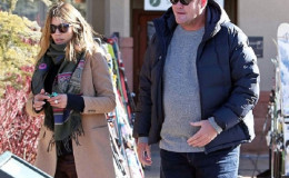 Mariah Carey's ex James Packer Spotted With A Mystery Blonde In Aspen. Is She His New Girlfriend?