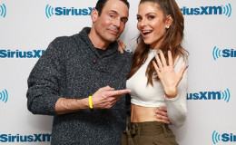 A Big Wedding Surprise on New Year!! TV Host Maria Menounos said her I Do's Live on TV and Got Married to Kevin Undergaro; Details With Pictures