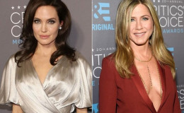 Jennifer Aniston and Angelina Jolie Will Present At The Upcoming 2018 Golden Globes!