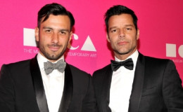 Singer Ricky Martin Officially Confirmed He's Married To Boyfriend Jwan Yosef, Already Signed Prenups!