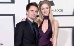 English Musician Matt Bellamy is Engaged to Model Elle Evans; Is the couple getting Married this year?