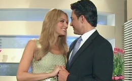 After Being Fired From Televisa, What's Mexican Actor Fernando Colunga Up To? Rumored To Be Dating Actress Blanca Soto!!