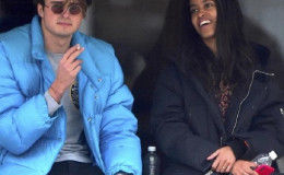 Malia Obama Spotted Candid With New BoyFriend, Former Head Boy of a British Prep School! Details In With Pictures