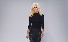 Versace's Vice President Donatella Versace's Life After Two Divorces: Single And Happy! Recently Slammed The Series, The Assassination of Gianni Versace: American Crime Story Calling It