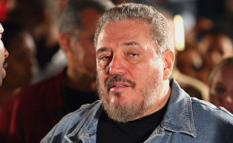 Son of Former Cuban President Fidel Castro, Dies At 68!