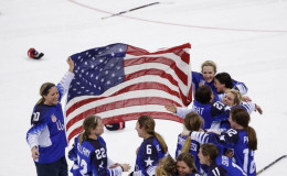 Winter Olympics 2018: Team USA Thrashes Canada In Shootout On Winning Gold In Women Ice Hockey