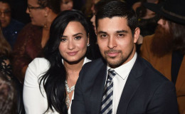 Songstress Demi Lovato And Ex-Boyfriend Wilmer Valderrama Reunite; Go For Lunch Date