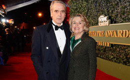 Once Divorced, Actor Jeremy Irons Is Happily Married With Second Wife Sinead Cusack Of 40 Years, BlessedWith Two Children