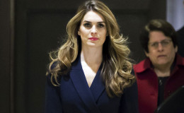 Trump's Last Original Inner Circle Of Senior Staff Hope Hicks Resigns As White House Communications Director