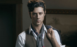 Handsome American actor Hale Appleman Married secretly; The actor is Rumored to be Gay