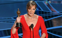 Oscar Winning Actress, Allison Janney Rumored To Be Dating A Production Co-Ordinator, Wins Best Supporting Actress of The Year! Congratulations!!