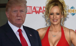 Pornstar Stormy Daniels Sues President Donald Trump Claiming The ''Hush Agreement''