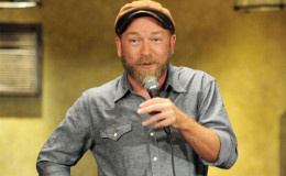 Is actor Kyle Kinane Married to a secret Wife? Reportedly Dating a beautiful Beau