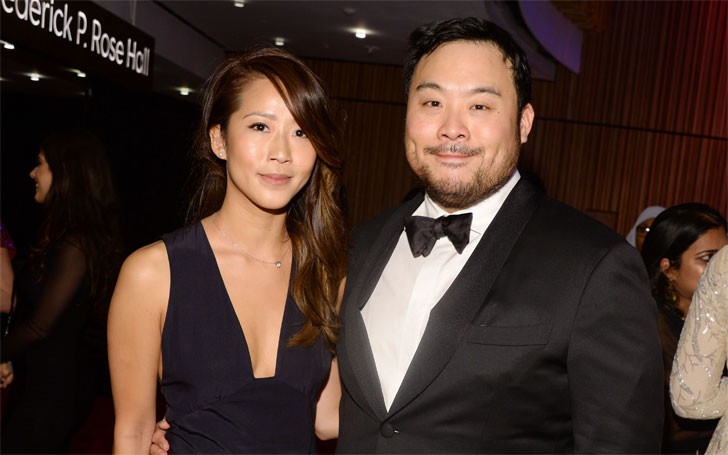 american restaurateur david chang married to grace seo chang in 2017