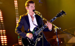 Arctic Monkey Front Man, Alex Turner Might Be Dating Someone After Splitting With Girlfriend Alexa Chung!