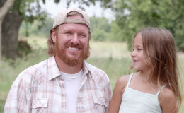 Chip And Joanna Gaines' Youngest Daughter Emmie Kay Makes Cameo On Fixer Upper