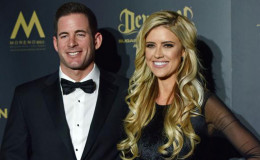 London Is Calling! Christina El Moussa on a Vacation to England with new Boyfriend Ant Anstead