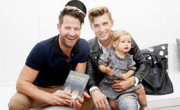 Nate & Jeremiah by Design stars Nate Berkus and Jeremiah Brent Welcome their Second Child