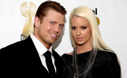 Pro wrestlers Mike 'The Miz' Mizanin and his Wife Maryse Mizanin Became parents to Girl