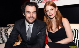 American actress Jessica Chastain Married to Husband Gian Luca since 2017; Do they share any Children?