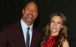 Dwayne Johnson And His Girlfriend Lauren Hashian Welcome Second Daughter