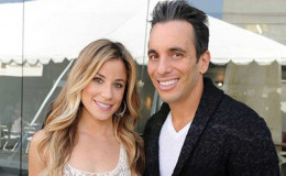 American Comedian Sebastian Maniscalco Married Life With His Wife Lana Gomez; Do they Share Any Children?