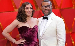 Age 39, American Comedian Jordan Peele's Married Relationship With Chelsea Peretti, Share a Child