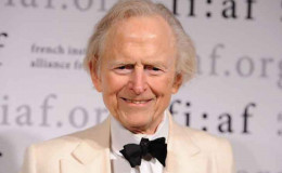 American Author And Journalist Tom Wolfe Died At 88-Know The Life He Lived With His Wife And Children