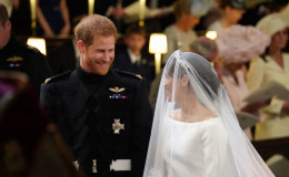 A New Dawn In The British Monarch; Prince Harry Weds American Actress Meghan Markle In A First Of It's Kind Ceremony