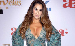 Mesican Singer Ninel Conde Married Twice Was Dating Businessman Giovanni Medina Since 2013; Couple Fighting A Legal Battle For Their Son; All The Details Here