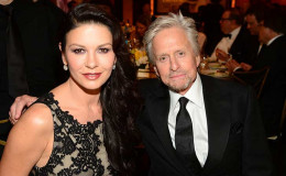 Age 48, Actress Catherine Zeta-Jones Married to Michael Douglas Since 2000; They Share Two Children; Details On Her Past Affairs