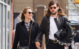 American Actress Dianna Agron's Married Relationship With Husband Winston Marshall; How Did The Couple First Met And Details On Their Past Affairs