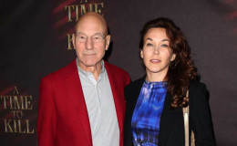 English Actor Patrick Stewart Married Thrice; Now Married To Wife Sunny Ozell; Father Of Two Children