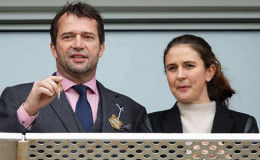 English Actor James Purefoy Married To Wife Jessica Adams Since 2014; Shares Four Children From His Two Marriages